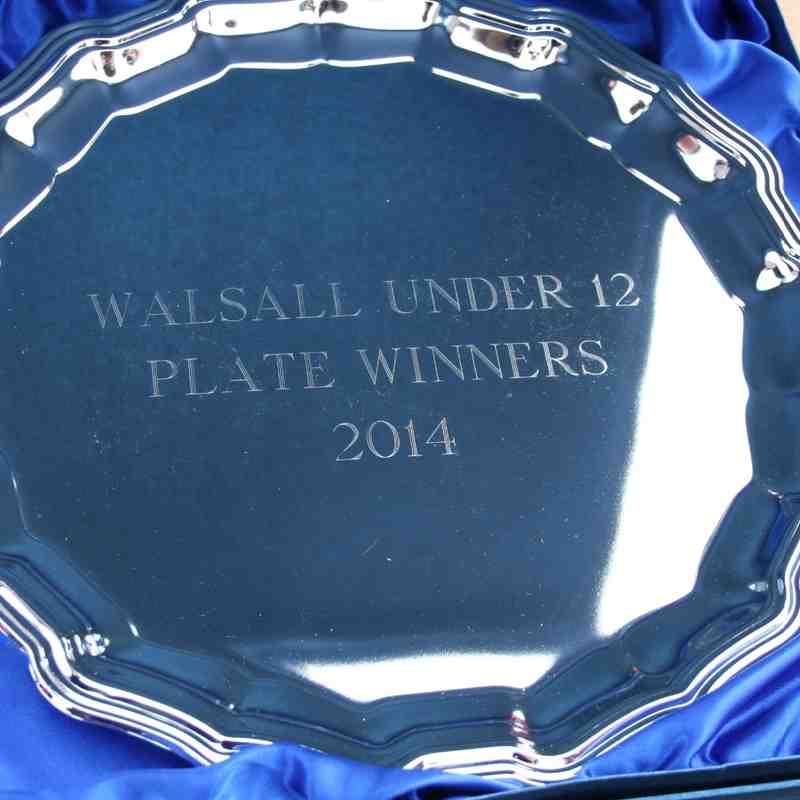 U12 Walsall Festival 12-10-14