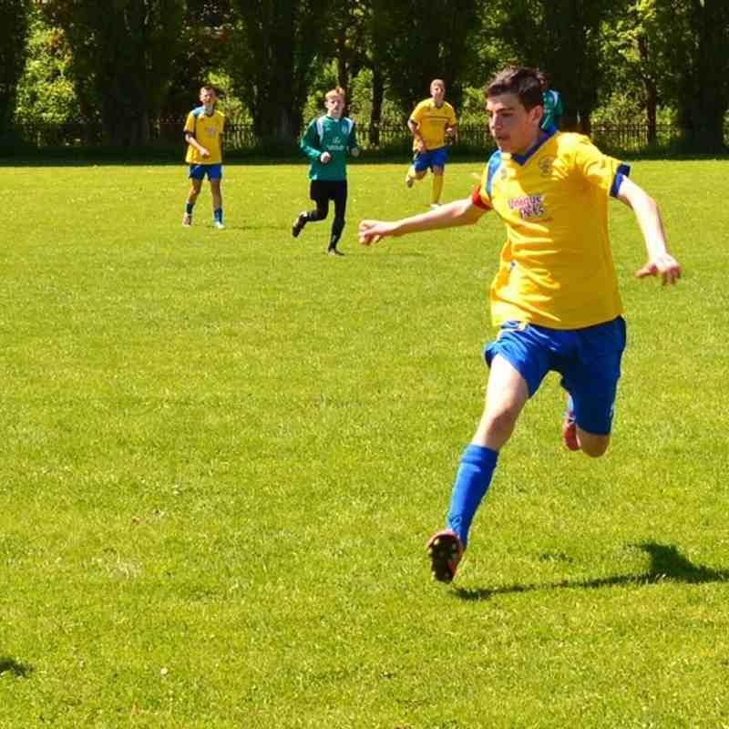 MK Wanderers Tournament U14 07.06.15