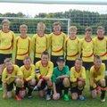 Gillibrand Warriors Football Club 2 - 2 Croston Green