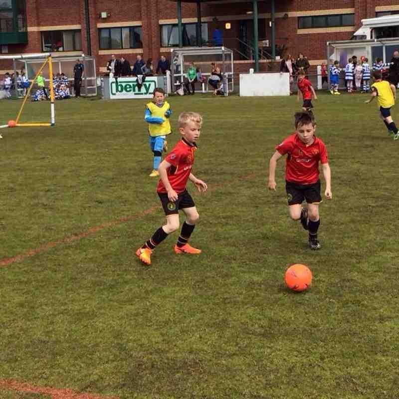 Mini Soccer Festival in May 2015