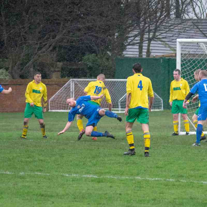 GCUP - Southport Trinity v Anchorsholme FC (26th January 2019)