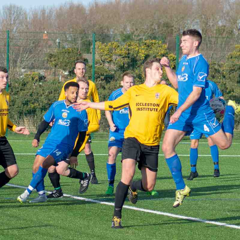 GCUP - Anchorsholme FC v Eccleston & Heskin (16th February 2019)