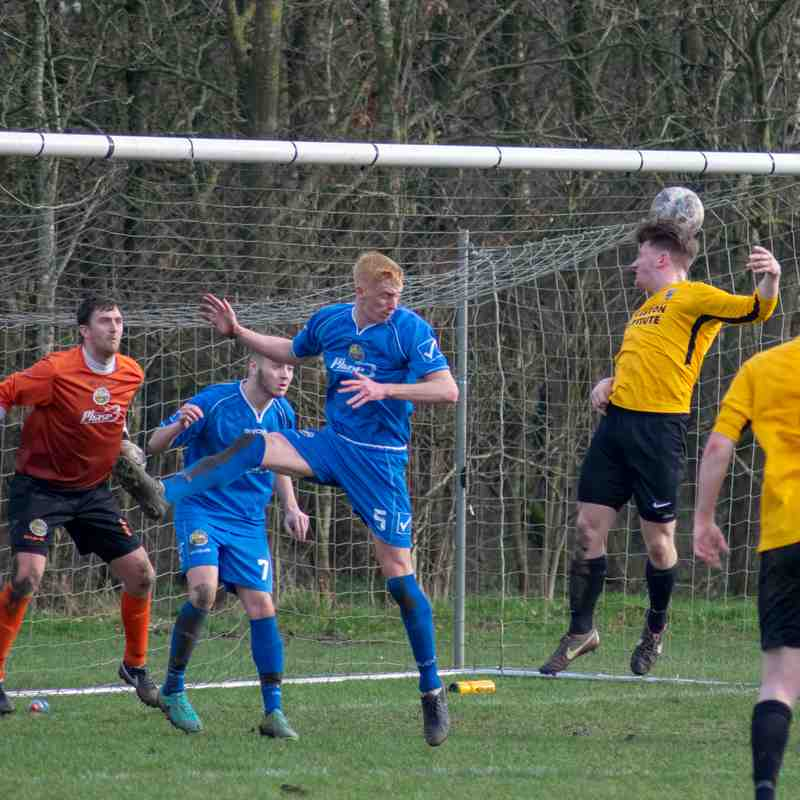 Eccleston & Heskin v Anchorsholme FC (23rd February 2019)