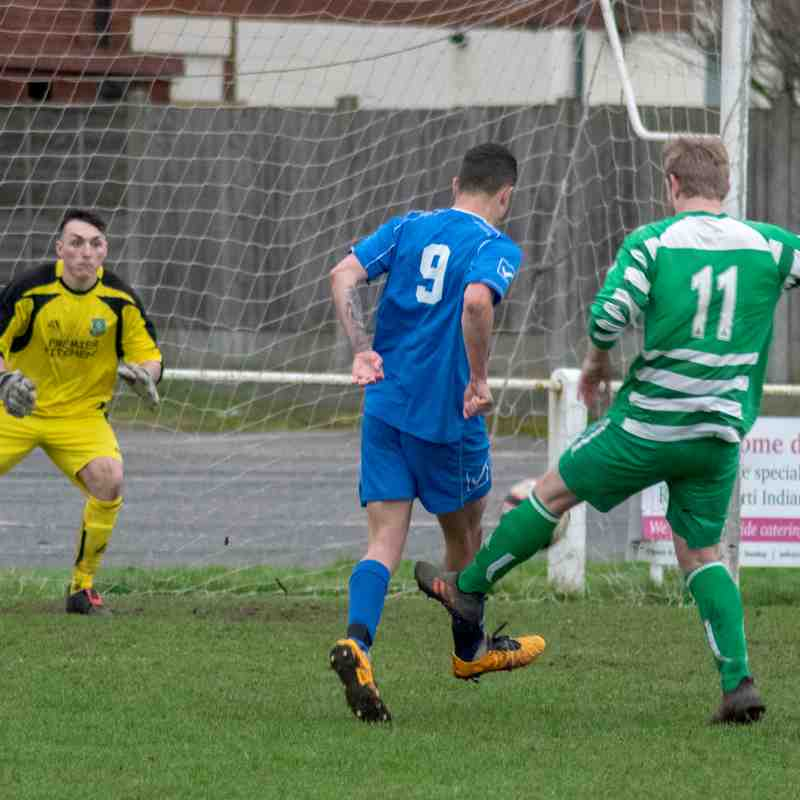 Newman College v Anchorsholme FC (02nd March 2019)
