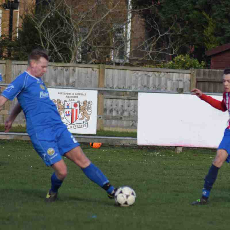Southport & Ainsdale FC v Anchorsholme FC (9th March 2019)