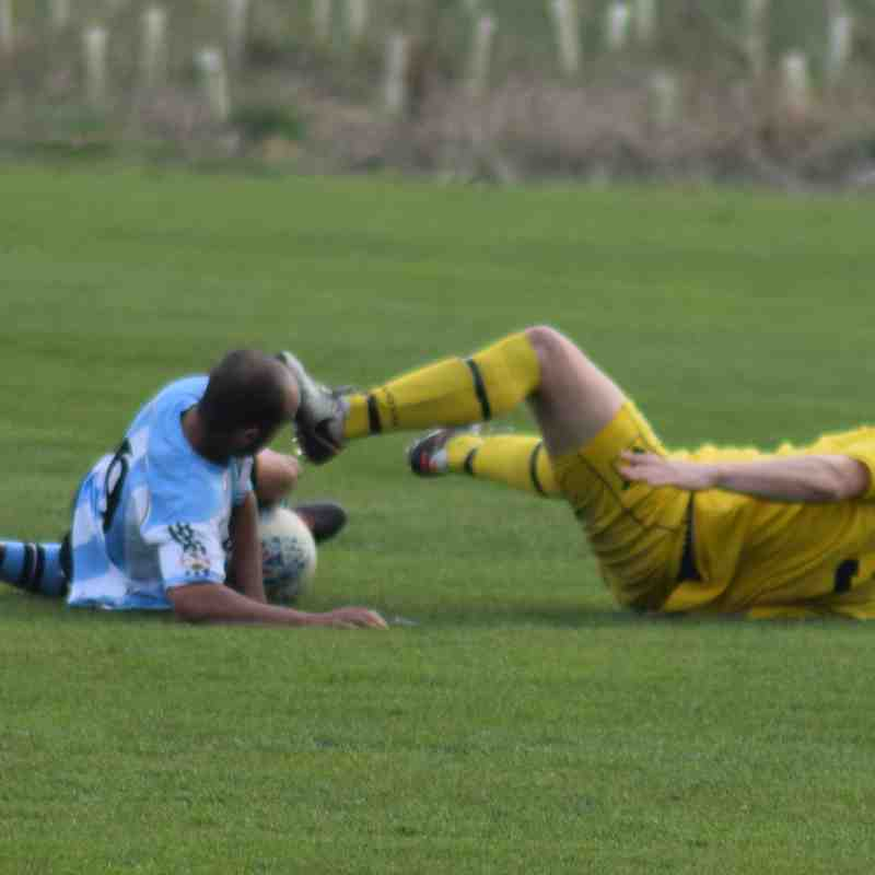 GCUP - Anchorsholme v Preston Wanderers (30th March 2019)