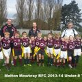 Melton Mowbray RFC vs. Syston RFC