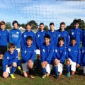 Youth beat Cardiff Cosmos 1 - 9