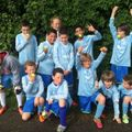 u13s Yellows beat CANTON RANGERS BLUE 2 - 0