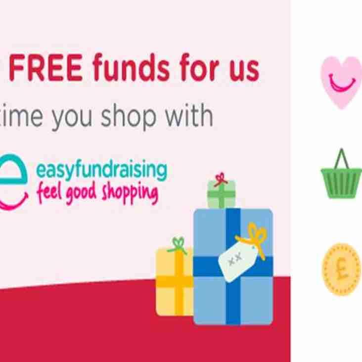 Join easyfundraising