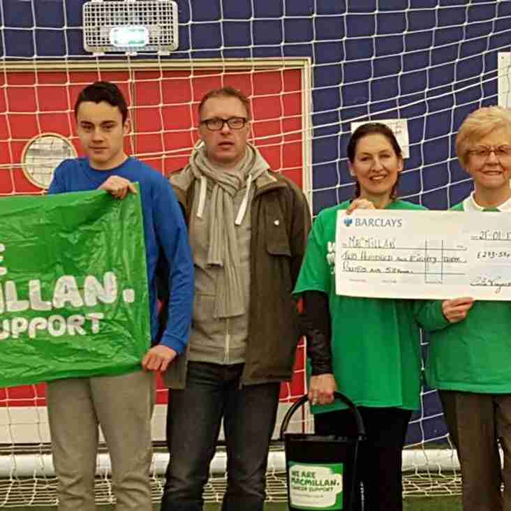 Macmillan Cancer Fundraising