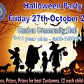 Club Halloween Party