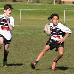 20160716 - Moorabbin RAMS U12 vs Geelong