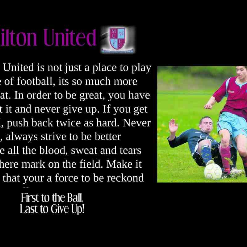 Milton united v Maidenhead Res