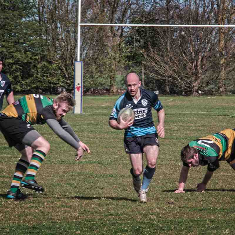 DEEPINGS V ST NEOTS  - Saturday 11th April 2015