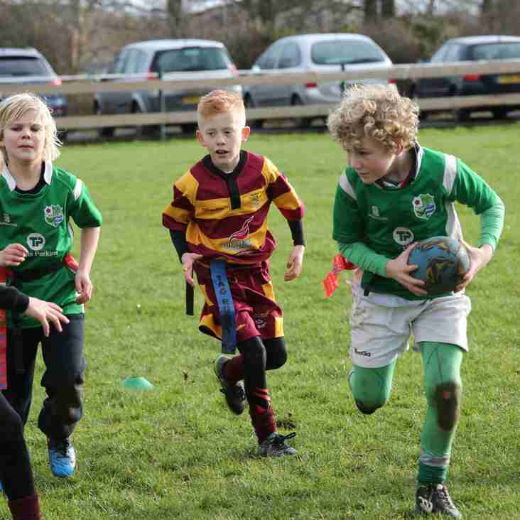 Youth Rugby Sunday 17th September