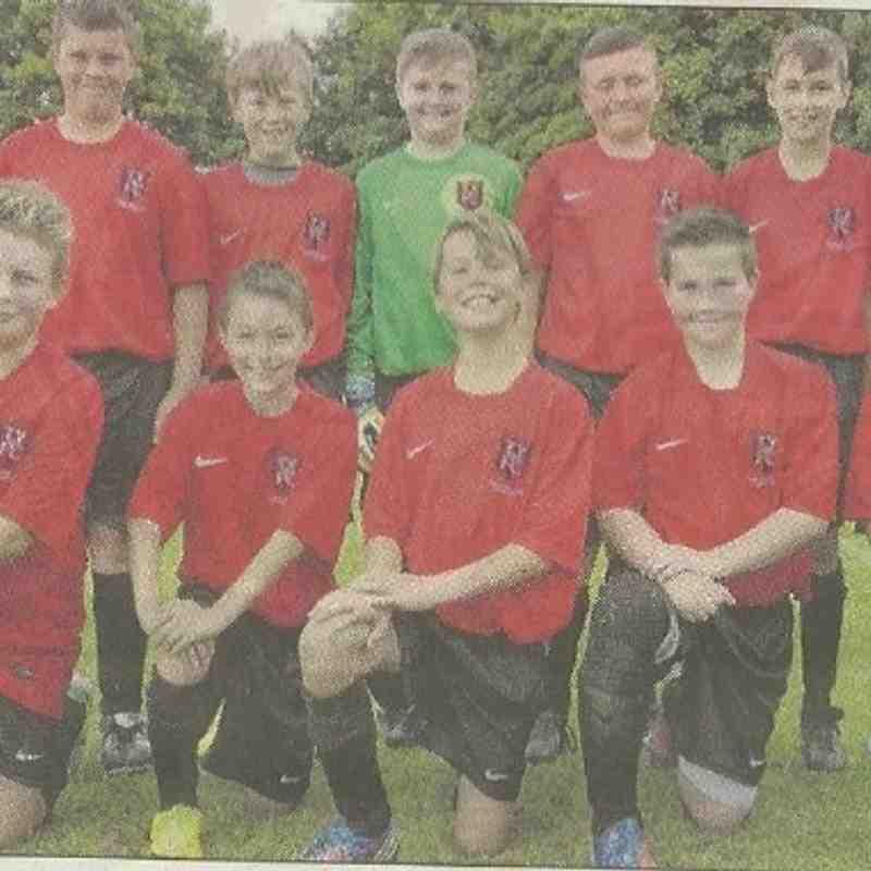 TYFC Under 12's Rangers
