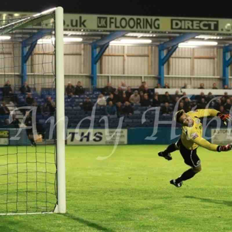 Nuneaton Town v Hereford 17th Sept by Andy Hibbs