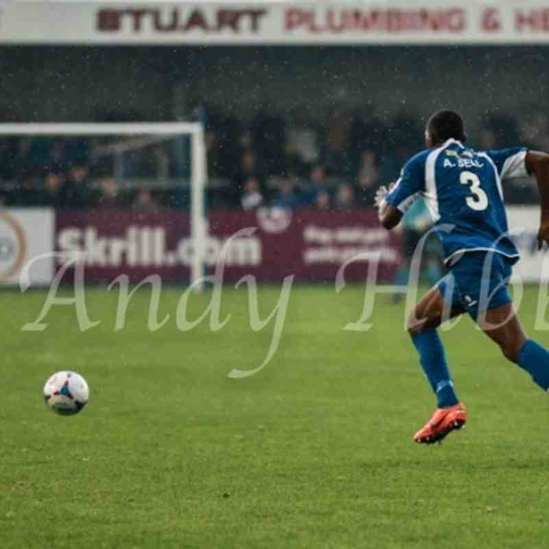 Nuneaton Town v Braintree 12th Oct by Andy Hibbs