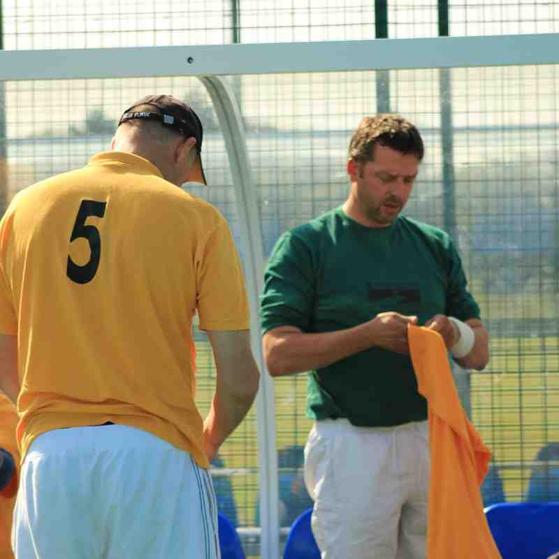 Swansea Vets tournament - June 2014
