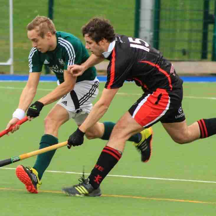 Quick-fire five keeps 1st XI on top
