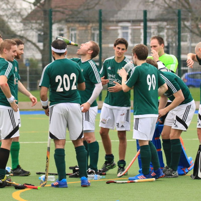 1st XI are champions - again!