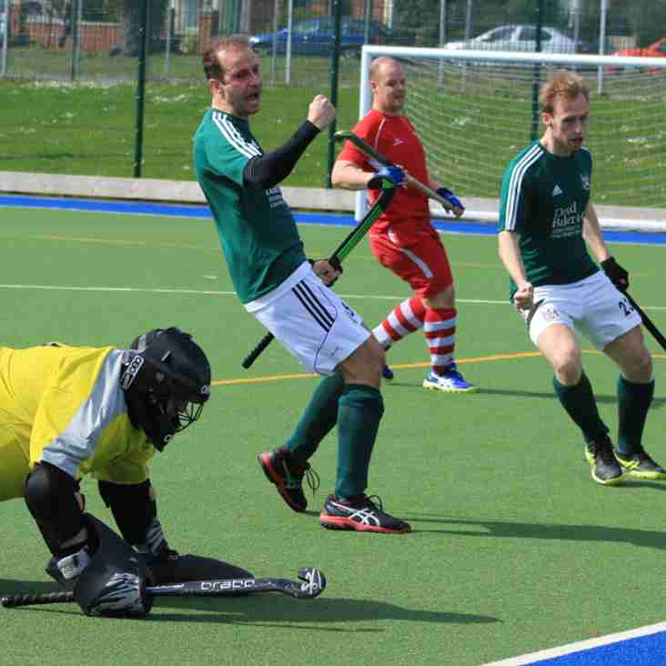 2nd XI secure promotion hat-trick