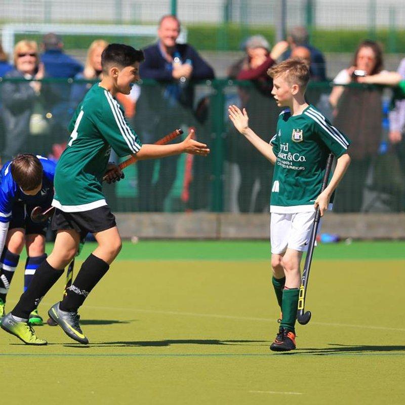 U13s qualify for Welsh Finals