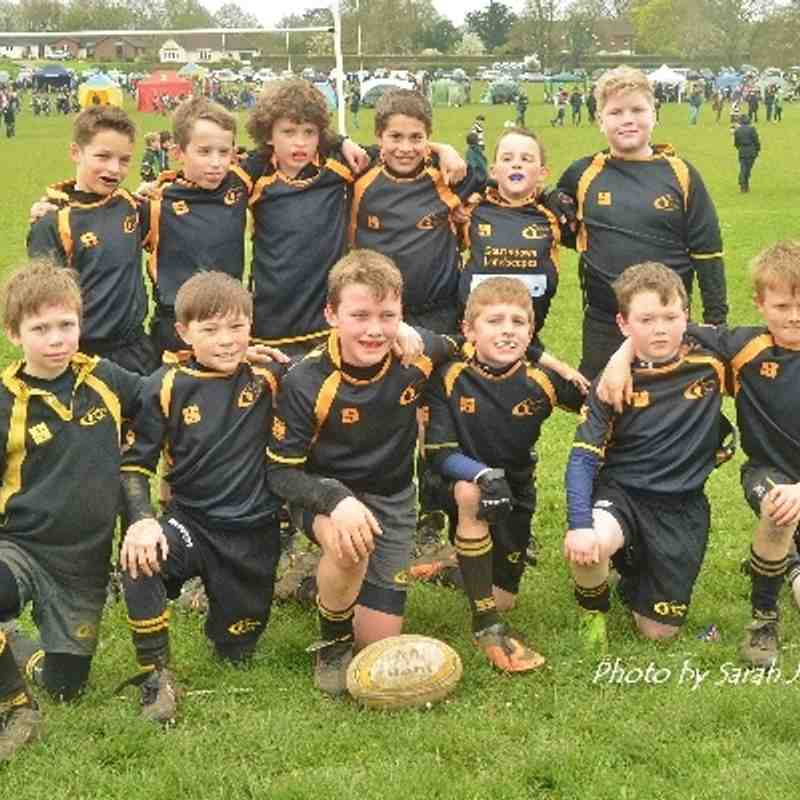 U10's Dorking Festival March 2014