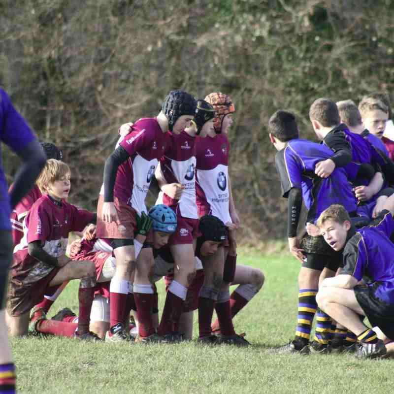U14As vs Hertford (Doug's)