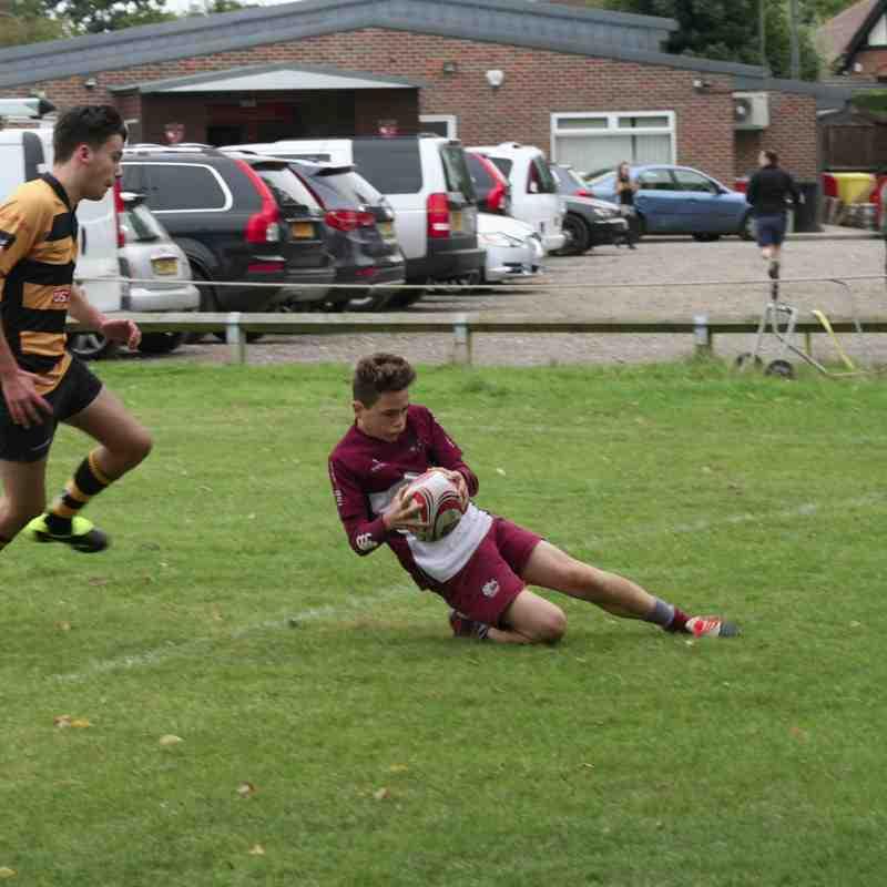 U15 Match 1 v Tring (by Douglas Woodroff)