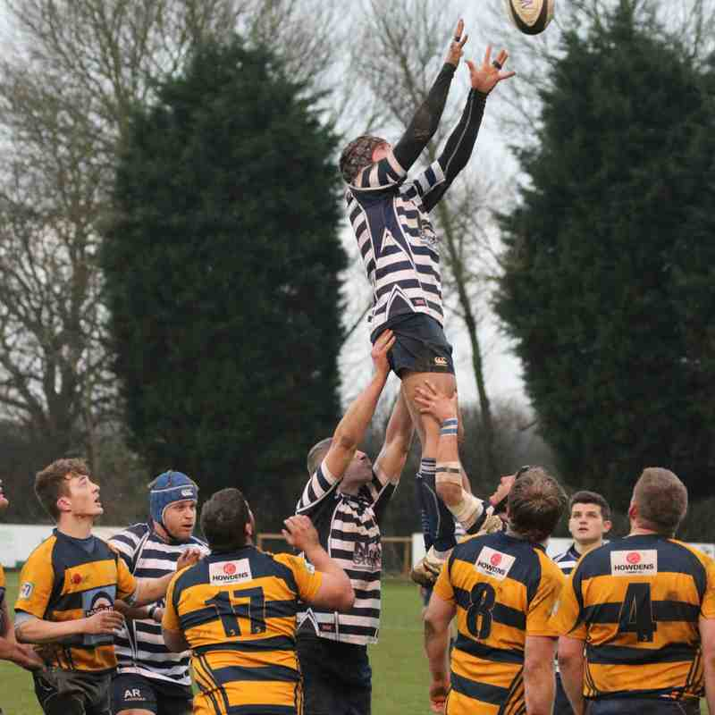 Newark 1st v Ashbourne 2.12.17