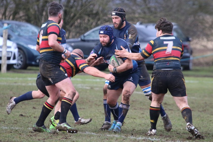 Newark 2nds Lose to West Bridgeford 2nds
