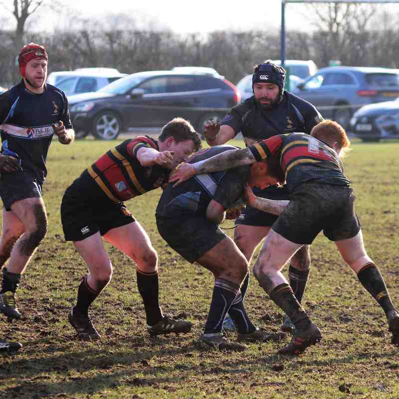 Newark 2nd v West Bridgford 17.2.18