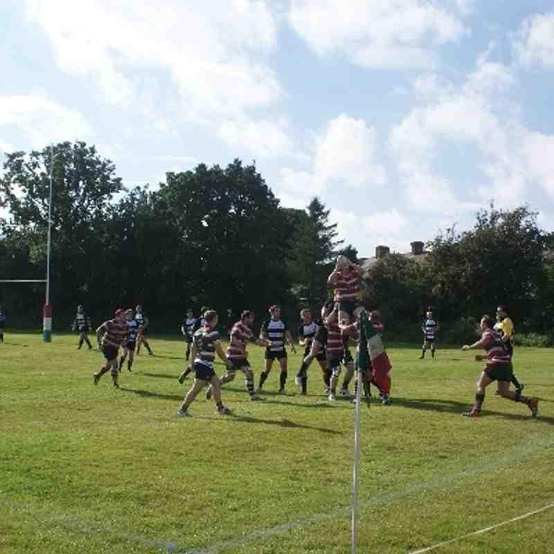 AOE 1st v Bridgnorth (home)