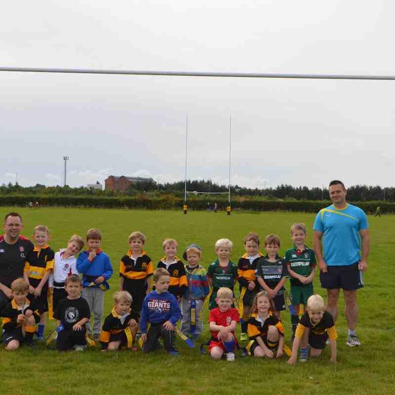 Minis and Juniors 2015/16