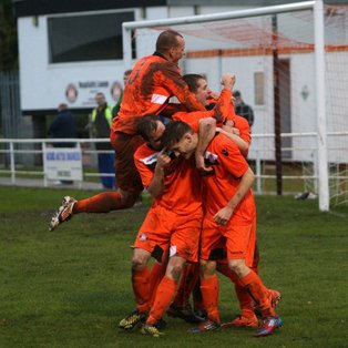10 MAN CONWY EARN AN AWAY POINT