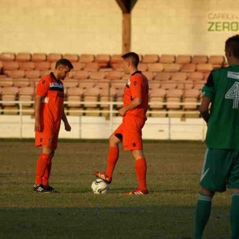 Pre Season v Wrexham FC XI