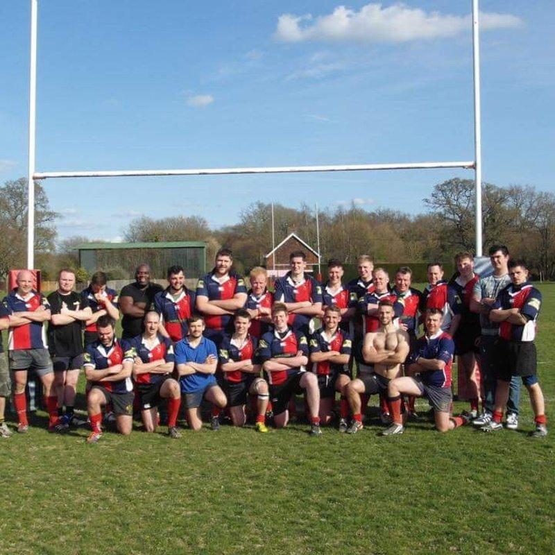 2nd XV beat Farnham 3rd XV 3 - 38