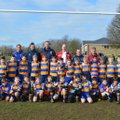 Gosport & Fareham RFC - Mini Youth  vs. Supporting U12 tournament