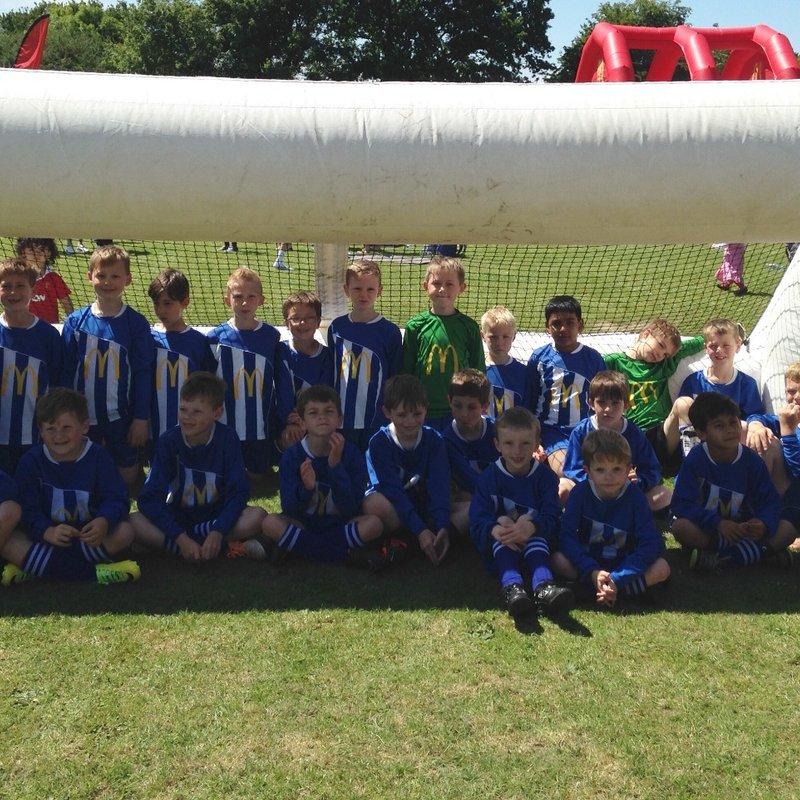 Bradley Stoke Yth Blues vs. AEK Boco Juniors