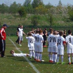Cup Final vs Ackworth Allstars