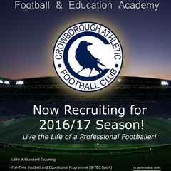 CAFC ACADEMY - SEASON 2016/17, STILL RECRUITING.