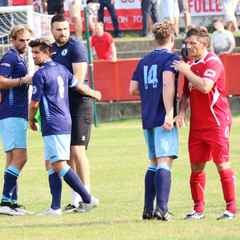 First v Tunbridge Wells - 27th August 2016, pictures courtesy of Joseph Knight.