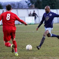 First v Coleshill Town - 28th January 2017, pictures courtesy of Craig Carrington.