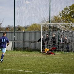First v Beckenham Town - 22nd April 2017, pictures courtesy of Craig Carrington