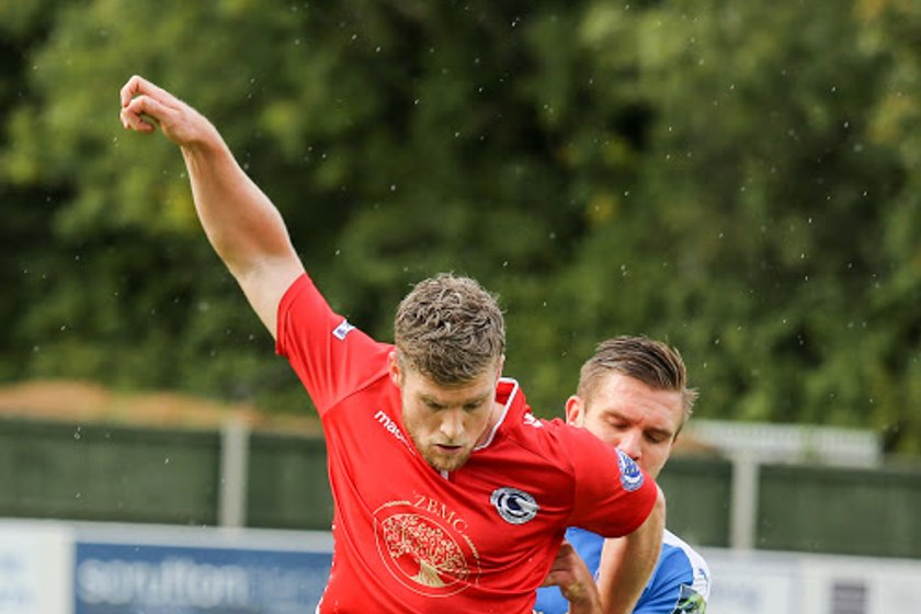 LEISTON PROVE TOO STRONG FOR GALLANT CROWS.