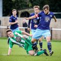 CROWS SUFFER DEFEAT TO 10 MEN RUSTHALL FC.