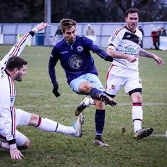 First v Rochester United - 9th December 2017, pictures courtesy of Craig Carrington.