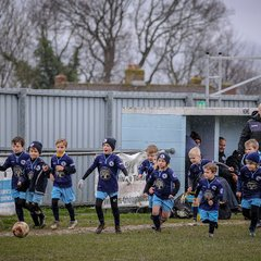 First v Beckenham Town - 3rd February 2018, pictures courtesy of Craig Carrington.